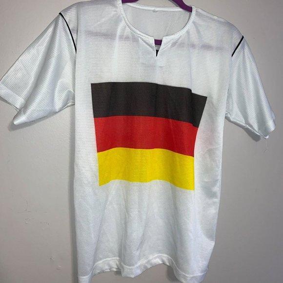 German Flag Jersey